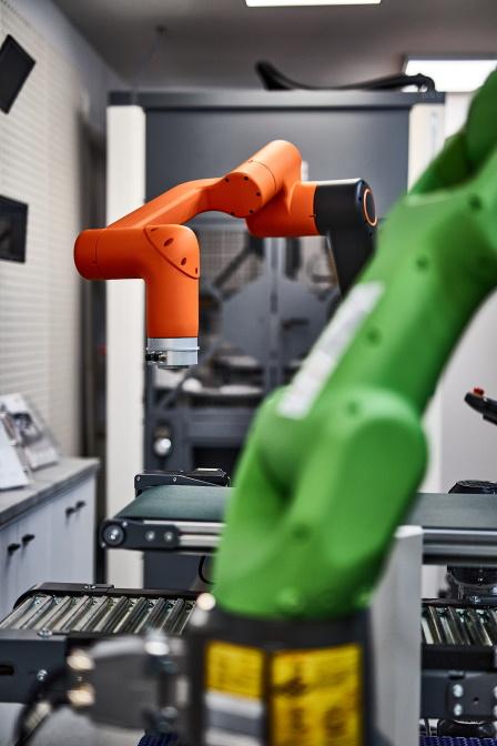 Kolaborativní automatizace