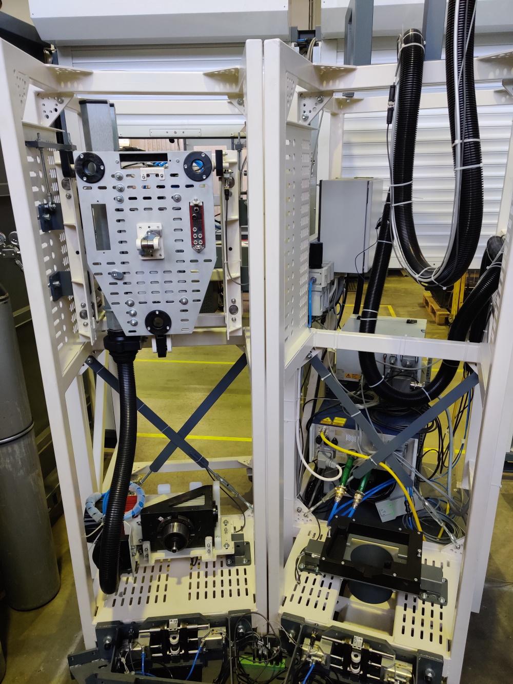 Výměnné robotické technologie