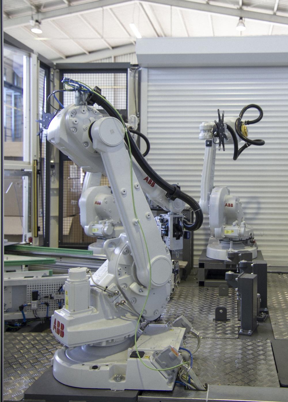 Přesné robotické technologie