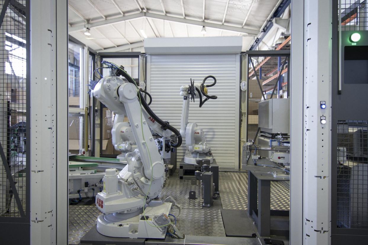 Automatizace a robotizace