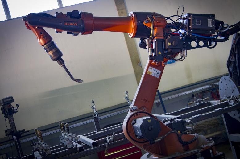 Roboterschweißen