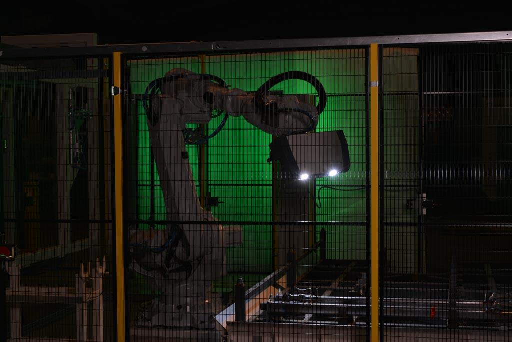 Robotická inspekce